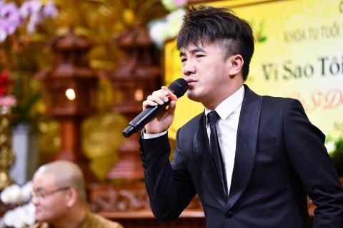Talkshow Vì Sao Tôi Theo Đạo Phật: Ca Sĩ Dương Ngọc Thái