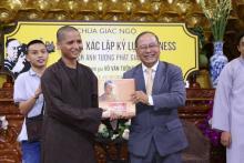 Chùa Giác Ngộ: Khóa tu ''Tuổi Trẻ Hướng Phật'' lần thứ 18
