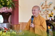 VƯỢT QUA NỖI ĐAU THẤT VỌNG - TT. Nhật Từ thuyết giảng trong Khoá tu Một Ngày An Lạc - lần thứ 1 tại Chùa Hạnh Lâm (Tây Ninh)