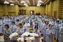 Chùa Giác Ngộ: Khóa tu Thiền lần thứ 18 - 06-05-2018