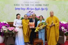 Chùa Giác Ngộ: Khóa tu Tuổi Trẻ Hướng Phật lần thứ 15