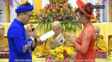 Lễ hằng thuận của Ngô Vy Khôi Nguyên và Nguyễn Thị Kim Oanh
