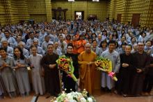 Chùa Giác Ngộ: Khóa tu Ngày An Lạc và Khóa tu Tuổi Trẻ Hướng Phật (10/06/2018)